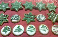 My christmas sugar cookie