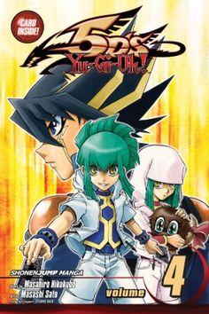 YuGiOh! 5Ds Graphic Novel 4