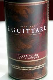 E Guittard Cocoa Powder, Unsweetened Rouge Red Dutch Process Cocoa, 8oz Can by E. GUITTARD, http://www.amazon.com/dp/B0049BJG8I/ref=cm_sw_r_pi_dp_-gxbrb1RNFXBD