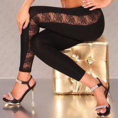 12,00 € ----- Caleçon long sexy dentelle sur les côtés.  La dentelle ne passe jamais de mode. Elle embellit les femmes. Restez sexy en toutes circonstances avec ce caleçon long sexy dentelle sur les côtés proposé par originalemode, boutique mode par excellence.