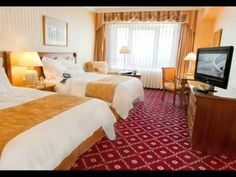 Grand Hotel Marriott Bucharest | 5 stele| Deluxe Bucharest, Grand Hotel, Bed, Urban, Furniture, Home Decor, Decoration Home, Stream Bed, Room Decor