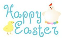 Please scroll down to see all the Easter clipart and decorations