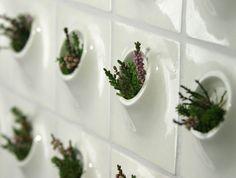 Planter Wall Tiles