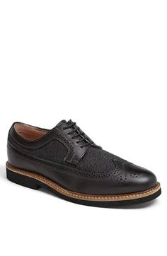 Bass 'Bremmer' Spectator Shoe available at #Nordstrom