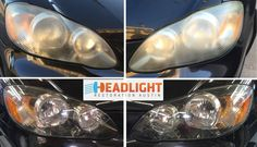 At Headlight Restoration Austin, our permanent headlight restoration / headlight cleaning service is the longest lasting and highest quality available.