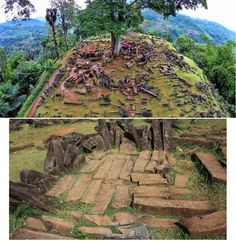 A famous geologist has hit the headlines with an amazing discovery. We are talking about Dr.Danny Hilman Natawidjaja, a somewhat controversial researcher that is working on the megalithic suite of Gunung Padang in Indonesia.Dr.Danny Hilman is responsible for the archaeological team conducting res