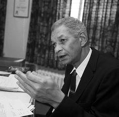"Chicago Urban League president Edwin C. ""Bill"" Berry, Chicago, 1965. Chicago History Museum, ICHi-68215"