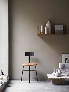 New Kollekted By Premises – Only Deco Love – Office Furniture İdeas. Retro Interior Design, Interior Styling, Interior Decorating, Decorating Ideas, Murs Beiges, Executive Office Furniture, Creation Deco, Beige Walls, Interior Inspiration