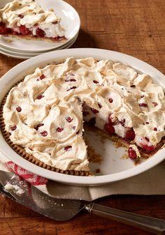 Cranberry Crackle Tart Recipe