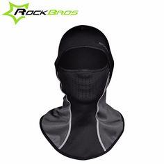Rockbrosサイクリングキャップネックフリース通気性帽子冬のスキー耳防風暖かいマスクオートバイ自転車スカーフ