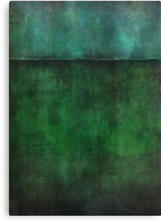 35 best ideas for dark art abstract mark rothko Mark Rothko, Rothko Art, Color Verde Aqua, Art Vert, Abstract Landscape, Abstract Art, Modern Art, Contemporary Art, Illustration Arte