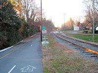 Trails and Projects | NC Rail-Trails