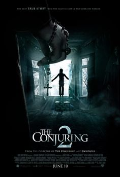"Conjuring 2 - James Wan is my favorite horror director. (Interesting fact: He also graduated from RMIT, and is also from Malaysia.) **Scary imagery of ""Valak"" **Sound produced feels real **If you watch this in a cinema, sound comes from different directions (sometimes the sound comes from the back of the cinema - intensify feeling of fear to the audience)"