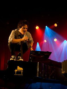 """#JamieCullum"" Wins Overall Monthly (July, 2014) #CreativeArts #Awards. (T.C.A.A) 
