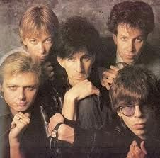 THE CARS..... ...Benjamin Orr....Greg Hawkes...David Robinson...Ric Ocasek.....Elliot Easton
