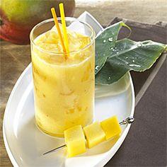 Mango-Bananen-Smoothie Rezeptdetailseite - Kaufland.de