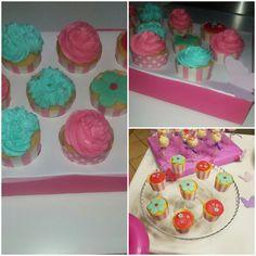 Mia realizzazione cupcake