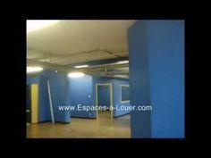 Espace de bureau à louer de 2000 pc avec 4 bureaux fermés, un coin cuisine et un grand espace à aire ouverte situé à Longueuil.