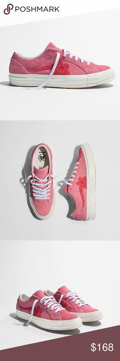 717d9107cebe Converse one star x Golf le fleur Geranium Pink  Brand New  Converse one  star