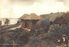 Leigh Cliffs, Leigh-on-Sea. Leigh On Sea, Cabin, History, House Styles, Painting, Art, Art Background, Historia, Cabins
