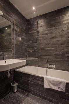 Chalet Dag - Picture gallery #architecture #interiordesign #bathroom #stone