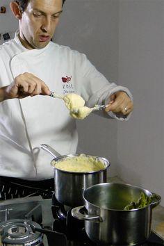 Aprenda a fazer o delicioso Aligot, famoso purê com queijo