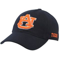 Top of the World Auburn Tigers ESPN SEC Unstoppable One-Fit Hat – Navy Blue