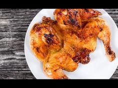 Como fazer frango no churrasco - YouTube Frango Tandoori, Tandoori Chicken, Portuguese Recipes, Yams, Chicken Wings, Carne, Soup, Ethnic Recipes, Desserts