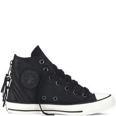 e7cecf4c9e95 Chuck Taylor All Star Tri-Zip Black Sneakers
