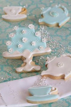 wonderful tea cookies...