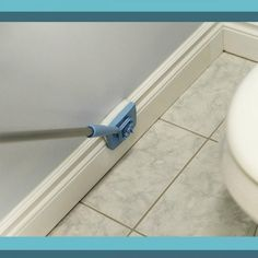 Adjustable Conforming Baseboard Cleaner is part of Cleaning gadgets For Baseboards That Look Freshly Painted! Want to restore your baseboards and trims to the way they looked when they were freshly - Household Cleaning Tips, House Cleaning Tips, Diy Cleaning Products, Cleaning Solutions, Cleaning Hacks, Cleaning Supplies, Deep Cleaning, Bedroom Cleaning, Cleaning Quotes