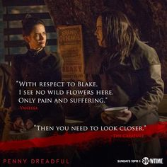 SHO_Penny: We're a fan of this friendship. How about you? #PennyDreadful