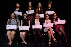 MF 5/11/16 Ten high school seniors from five Sonoma County schools were recognized Monday for leadership and civic engagement in The Press Democrat's Community Youth Service Awards.