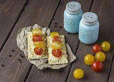 Vintage Mason Jar Salt & Pepper Shakers by Comfify - Beachfront Decor