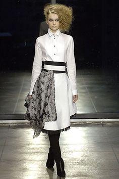 Boudicca Fall 2006 Ready-to-Wear Fashion Show - Tatiana Lyadochkina
