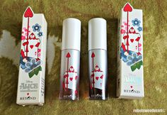The Rebel Sweetheart.: Pucker Up!   Beyond Alice in Glow Oil Tint.