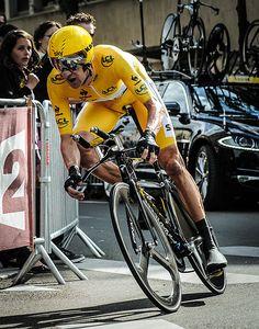 Bradley Wiggins Stage 19 Tour de France 2012