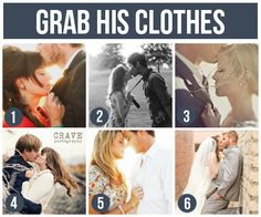 101 Tips and Ideas for Couples Photography..surprisingly helpful!