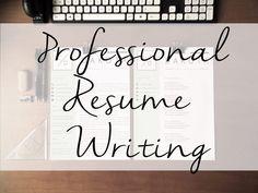Professional Resume Writing Bundle Pack