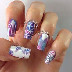 Instagram photo by reesenailsit #nail #nails #nailart