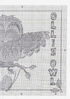 PLANETA PONTO CRUZ 2: Ollie Owl