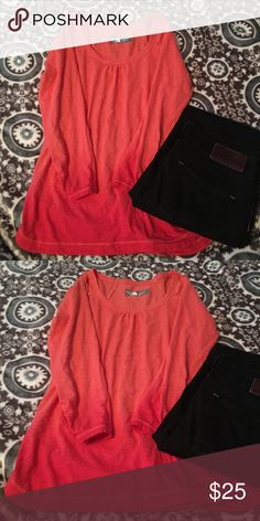The Northface shirt Like new ! No holes or stains! North Face Tops