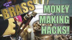How To Clean Aluminum, Scrap Recycling, Wood Repair, Scrap Gold, Knife Patterns, Make More Money, Precious Metals, Recovery, Success
