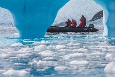 The Spirit of Shackleton: Experience vast penguin rookeries and seal colonies on this awe-inspiring voyage to Antarctica, South Georgia, and the Falkland Islands. Drake Passage, Start Ups, Ushuaia, G Adventures, I Want To Travel, Antarctica, Continents, Greece, Places To Go
