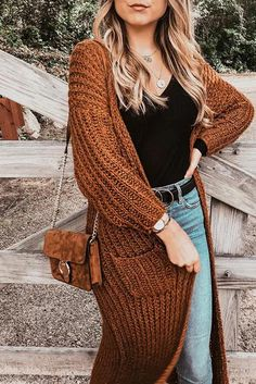 great fall sweater with Forever 21 - Outfits for Work - Outfits for Work Fall Outfits For Work, Fall Fashion Outfits, Cute Casual Outfits, Fall Fashion Trends, Fall Winter Outfits, Autumn Fashion, Girly Outfits, Winter Style, Fashion Clothes