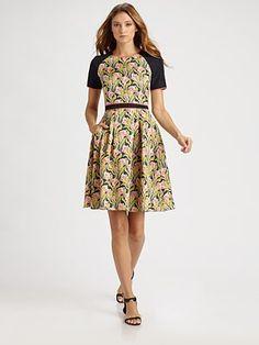 Jason Wu Silk Scuba Dress