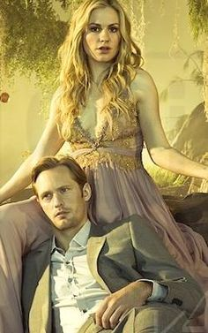 True Blood  Eric & Sookie