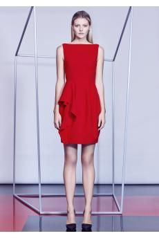 The Twisted Heart Dress from the SS14 collection by CAMILLA AND MARC.