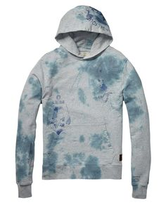 Tattoo Inspired Hoodie > Mens Clothing > Sweaters at Scotch & Soda