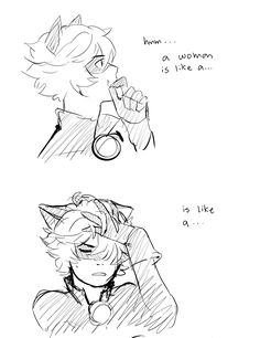 """""""A women is like..."""" #2 by starrycove - Ladybug and Cat Noir"""